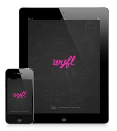 What Your Friends Like App and Responsive Website on Behance