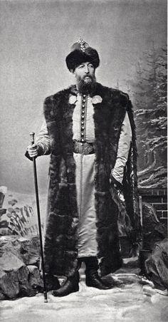 Prince Boris Mestchersky, Equerry of the Court (Boyard du XVII siecle, d'apres un portrait de l'Ambassadeur Prince Repnine) image 132 by klimbims on deviantART