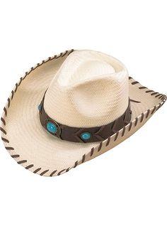 Henschel Hats Australian Straw 3234-74 Natural, $46.00