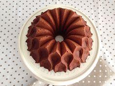 una chispa de dulzura: Bundt Cake de nutella