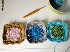 Week 5- The Squircle Granny Square