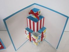 Làm thiệp sinh nhật 3D hình chiếc bánh dễ thương | aFamily.vn