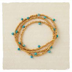 Golden Sonata Wrap Bracelethttp://www.arhausjewels.com/product/bc323/bracelets-on-sale. $115.00 #arhausjewels bracelets-on-sale.