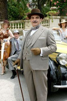 For historical fashion, costume research or simply becasue you love films set in the past, here are some films and TV shows set in the 1900s-1940s...