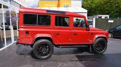 Land Rover Defender 110 wheelbase