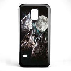 Mountain's Three Wolf Moon TATUM-7443 Samsung Phonecase Cover Samsung Galaxy S3 Mini Galaxy S4 Mini Galaxy S5 Mini