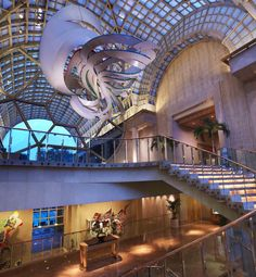 The Top 25 Luxury Hotels In Singapore - #5 - The Ritz-Carlton, Millenia Singapore