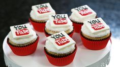 YouTube Cupcakes!!