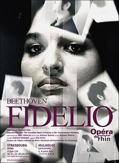 The Opéra National du Rhin's  Beethoven's Fidelio.