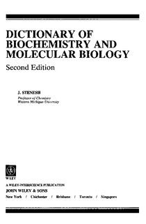 Harpers biochemistrypdf free download file size 08000 mb file dictionary of biochemistry and molecular biology 2d ed j stenesh fandeluxe Gallery