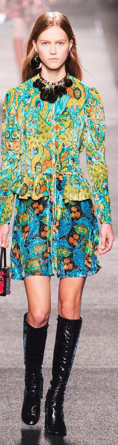 Louis Vuitton Spring 2015 | House of Beccaria#