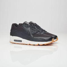 huge discount e51cd bdafa Nike Wmns Air Max 90 Premium Leather - 904535-001 - Sneakersnstuff    sneakers et streetwear en ligne depuis 1999