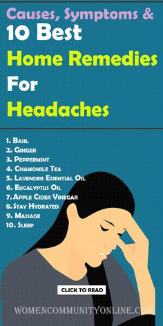 Headaches have become a common health problem in this technology era. It causes discomfort, pain, and annoyances to a great extent. In this post, some effective home remedies for headaches, their cause, and symptoms are listed, which you can try to get relief in headache. #headaches #neckpain #backpain #wellness #migraines #lowbackpain #healthylifestyle #painrelief #health #headache #pain #chronicpain #massage #migrainerelief #stress #depression #fitness #selfcare #acupuncture #anxiety Home Remedy For Headache, Headache Remedies, Migraine Relief, Neck Pain Relief, Home Remedies, Natural Remedies, Chamomile Tea, Chronic Pain, Health Problems
