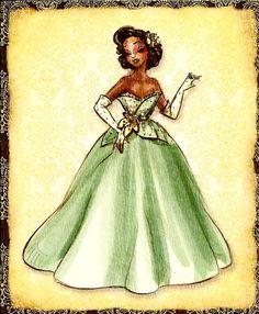 Tiana (Disney Designer Princess Collection)