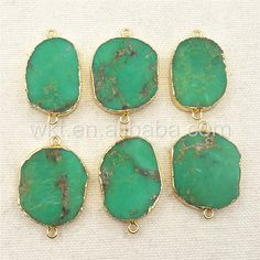 WT-C171 A A Quality Wholesale Natural Chrysoprase Stone