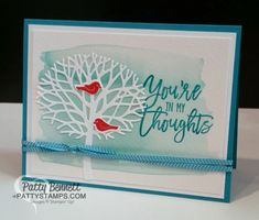 I hope you purchased the Thoughtful Branches Bundle!