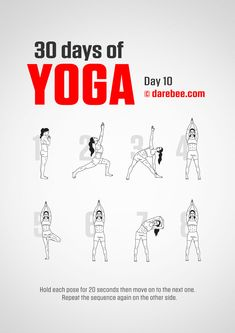 Yoga For Beginners 30 Day Challenge – Fitness Style Yoga For Beginners 30 Day Challenge – Fitness Style This image. Meditation Videos, Meditation Benefits, Yoga Benefits, Yoga Videos, Fitness Style, Yoga Fitness, 30 Day Yoga Challenge, Workout Challenge, Thigh Challenge