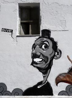 street art on the Behance Network