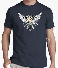 Camiseta Calavera Poker Básica - nº 339869 - Camisetas latostadora
