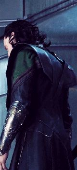 Well hello, love! :)  Avengers Loki is my favorite Loki.  Look at him!
