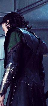 Well hello, love! :)  Avengers Loki is my favorite Loki.  Look at him!