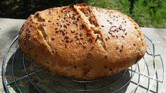 Boros Valéria: Teljes kiőrlésű kenyér!!!!