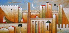 CRUCITA GUTIÉRREZ SEGOVIA: MIS AMIGOS PINTORES - CARLO MIRABASSO Bookends, Painting, Home Decor, Art, Girlfriends, Art Background, Decoration Home, Room Decor, Painting Art