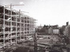 1971-77 Centre Georges Pompidou, Renzo Piano et Richard Rogers,
