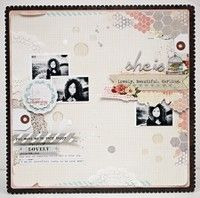 A Project by *Jaime Warren* from our Scrapbooking Gallery originally submitted 02/20/12 at 12:00 AM