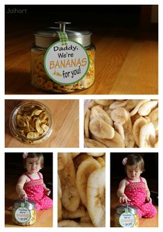 Jaihart: Daddy, We're Bananas for YOU!
