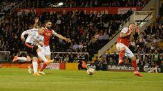 15.4.15. Fulham 1-1 Rotherham