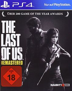 The Last of Us Remastered – [PlayStation 4]