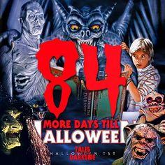 Halloween Countdown, Movie Posters, Movies, Art, Art Background, Films, Film Poster, Kunst, Cinema