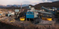 Muere trabajador en la mina Frisco , maquina le amputo el brazo | El Puntero