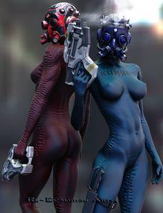Shoot First….. by Re-EvolutionArts on deviantART