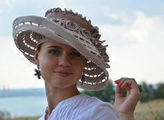 Egy varázslatos hölgy különlegesen szép horgolt kalapokat készít! Hihetetlen!
