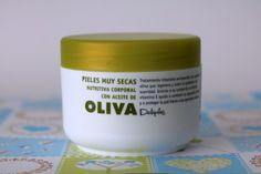 Souvenir uit Spanje voor €1: Aceite de Oliva crema corporal van Deliplus