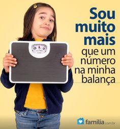 Familia.com.br | #Enxergando a alma por trás do #tamanho: Como #conversar com suas #crianças sobre seu #peso. #Filhos