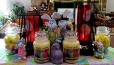 Love this Peeps candle!