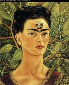 """They thought I was a Surrealist, but I wasn't. I never painted dreams. I painted my own reality.""- Frida Kahlo"