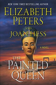The Painted Queen: A Novel by Elizabeth Peters