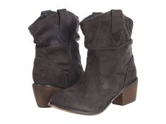 Christin Michaels Estele Brown Micro Suede - 6pm.com...$23.70 shipped..not bad ladies.. brown, black, grey