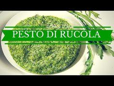 Bimby - Pesto di Rucola - YouTube