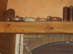Bouillotes plates en grès ou en cuivre