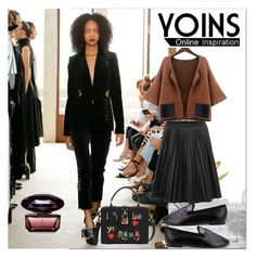 """yoins6"" by aida-1999 ❤ liked on Polyvore featuring Giuliana Romanno, Dolce&Gabbana, MustHave, fall2015 and yoins"