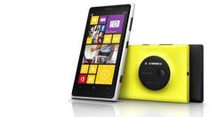 Nokia Lumia 1020 in White, Yellow and Black colour schemes. #nokialumia1020 #lumia1020 #nokia1020