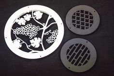 Round Vent Cover Grilles