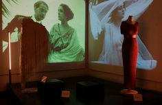"taorminese - Выставка в Риме ""Одежда грез""."