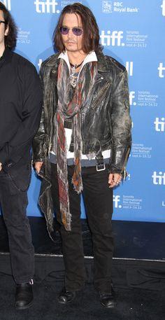 I love Johnny Depp's style. XD