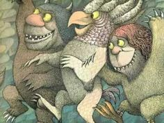 17- There The Wild Things Are (audio book)